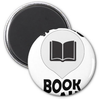 2nd March - World Book Day Magnet