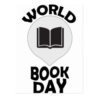 2nd March - World Book Day Postcard