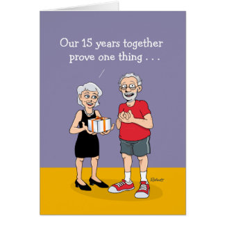 2nd Marriage Anniversary Card