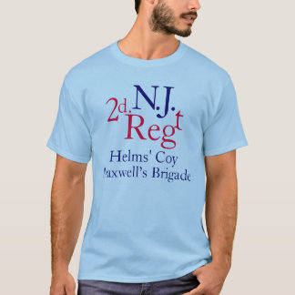 2nd New Jersey Regiment T-Shirt