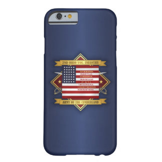 2nd Ohio Volunteer Infantry Barely There iPhone 6 Case