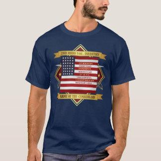 2nd Ohio Volunteer Infantry T-Shirt