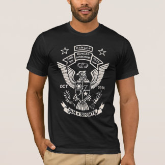 2nd Ranger Battalion Retro Shirt (black)