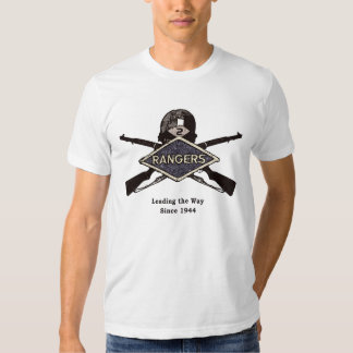 2nd Ranger Battalion: World War II Shirts