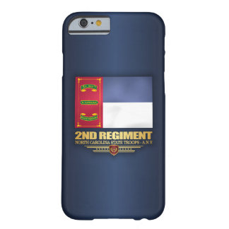 2nd Regiment, North Carolina State Troops Barely There iPhone 6 Case