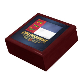 2nd Regiment, North Carolina State Troops Gift Box