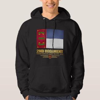 2nd Regiment, North Carolina State Troops Hoodie