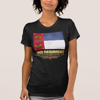 2nd Regiment, North Carolina State Troops T-Shirt