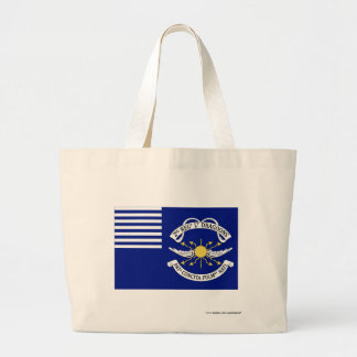 2nd Regt Lt Dragoons Jumbo Tote Bag