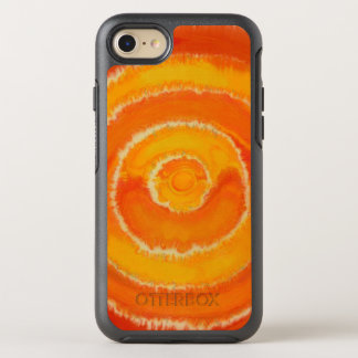 2nd-Sacral Chakra Orange #1 OtterBox Symmetry iPhone 7 Case