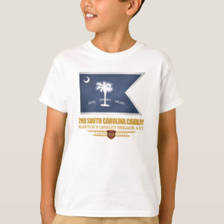 2nd South Carolina Cavalry T-Shirt