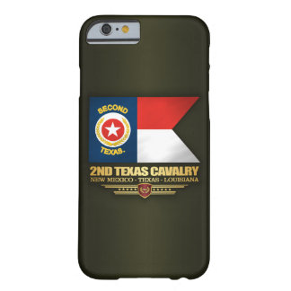 2nd Texas Cavalry Barely There iPhone 6 Case