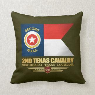 2nd Texas Cavalry Cushion