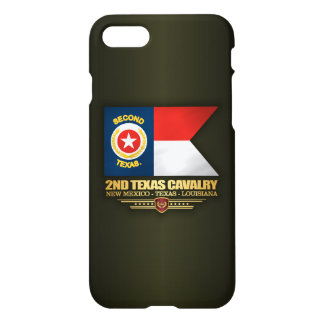 2nd Texas Cavalry iPhone 7 Case