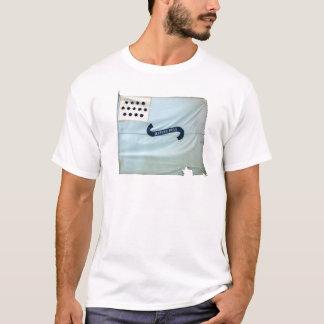 2nj Flag - With Text T-Shirt