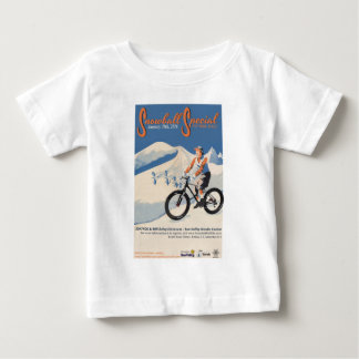 2SNOWBALL SPECIAL FB RACE BABY T-Shirt
