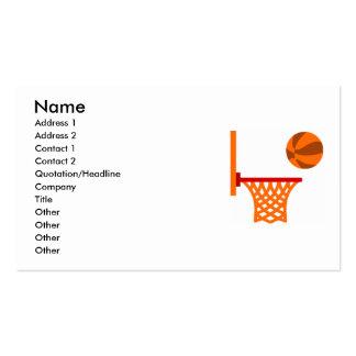 2TheHoop Business Card