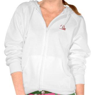 2ube Records women's fleece hoodie (medium)