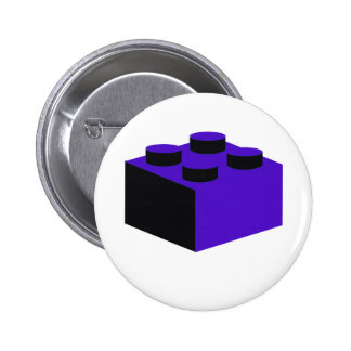 2x2 Brick by Customize My Minifig Button