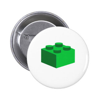 2x2 Brick by Customize My Minifig Buttons