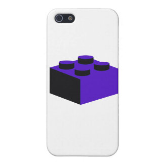 2x2 Brick by Customize My Minifig Cover For iPhone 5