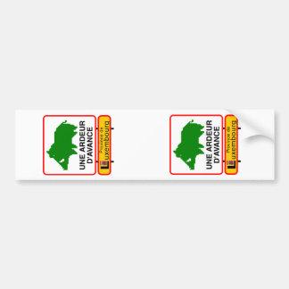 2x STICKER CONVEYS adjustable (registration) Bumper Sticker