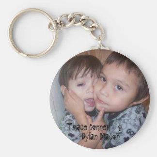 2zele68, Trace Conner, Dylan Mason, & Key Ring