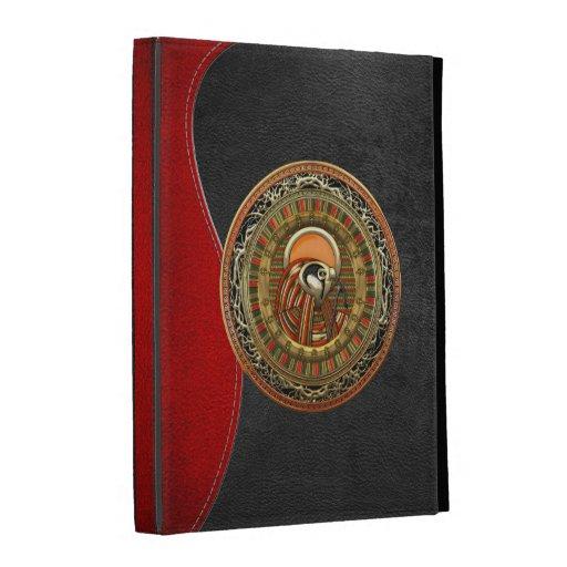 [300] Egyptian Sun God Ra iPad Case