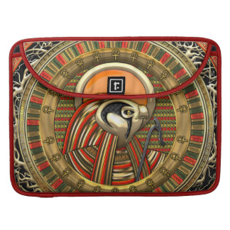 [300] Egyptian Sun God Ra Sleeve For MacBooks
