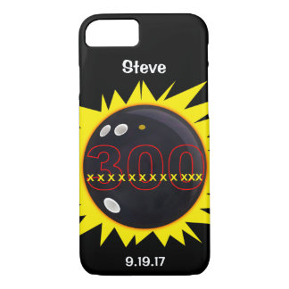 300 Perfect Game, 12 strikes, Bowling iPhone 8/7 Case