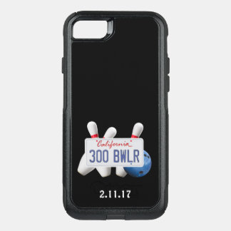 300 Perfect Game 300 BWLR OtterBox Commuter iPhone 8/7 Case