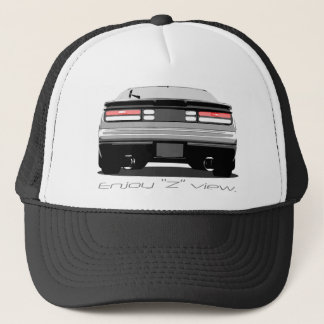 "300zx ""Enjoy Z view."" Trucker Hat"