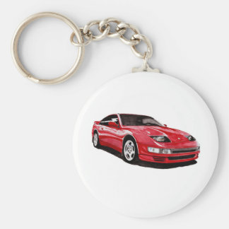 300zx Twin Turbo Painting Key Ring