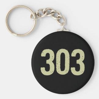 303 Acid Keychain