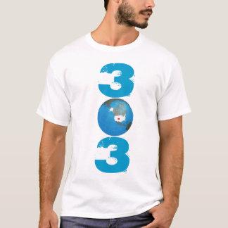 303 Globe T-Shirt
