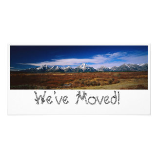 306534, We've Moved! Personalized Photo Card