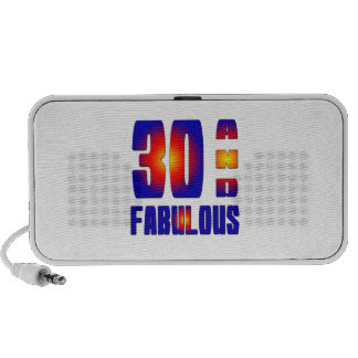 30 And Fabulous iPhone Speaker
