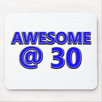 30 birthday design mouse pad
