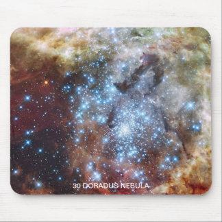 30 Doradus Nebula Mouse Pad