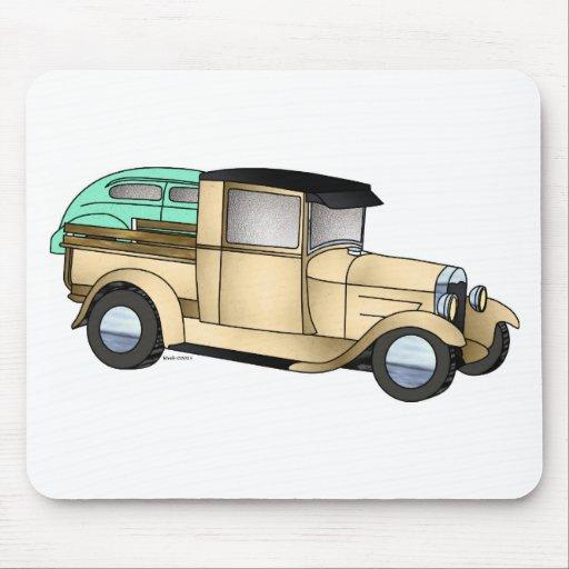 30 Ford Pickup Mousepad