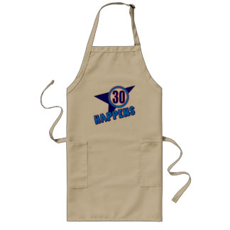 30 Happens 30th Birthday Gifts Aprons