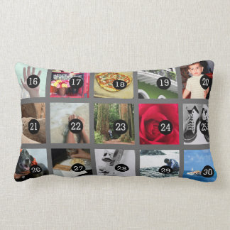 30 images album with your photos easy step by step throw cushion