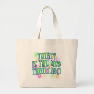 30 is the New Thrilling Products Tote Bag