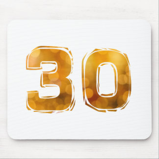 30 MOUSE PAD