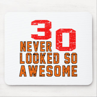30 never looked so awesome mousepads