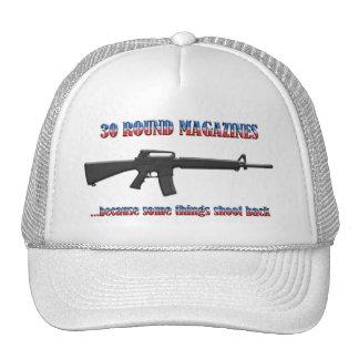 30 Round Magazines - 2nd Amendment Hat