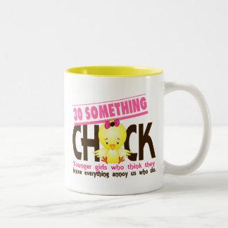 30-Something Chick 3 Coffee Mug