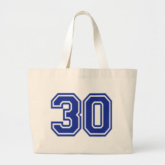 30 - thirty tote bags