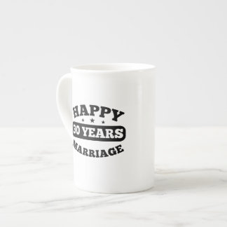 30 Year Happy Marriage Tea Cup