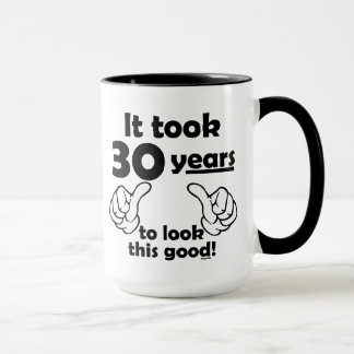 30 years to look this good